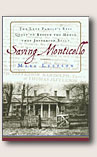 """Saving Monticello"" cover"