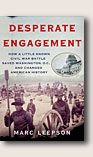 """Desperate Engagement"" cover"